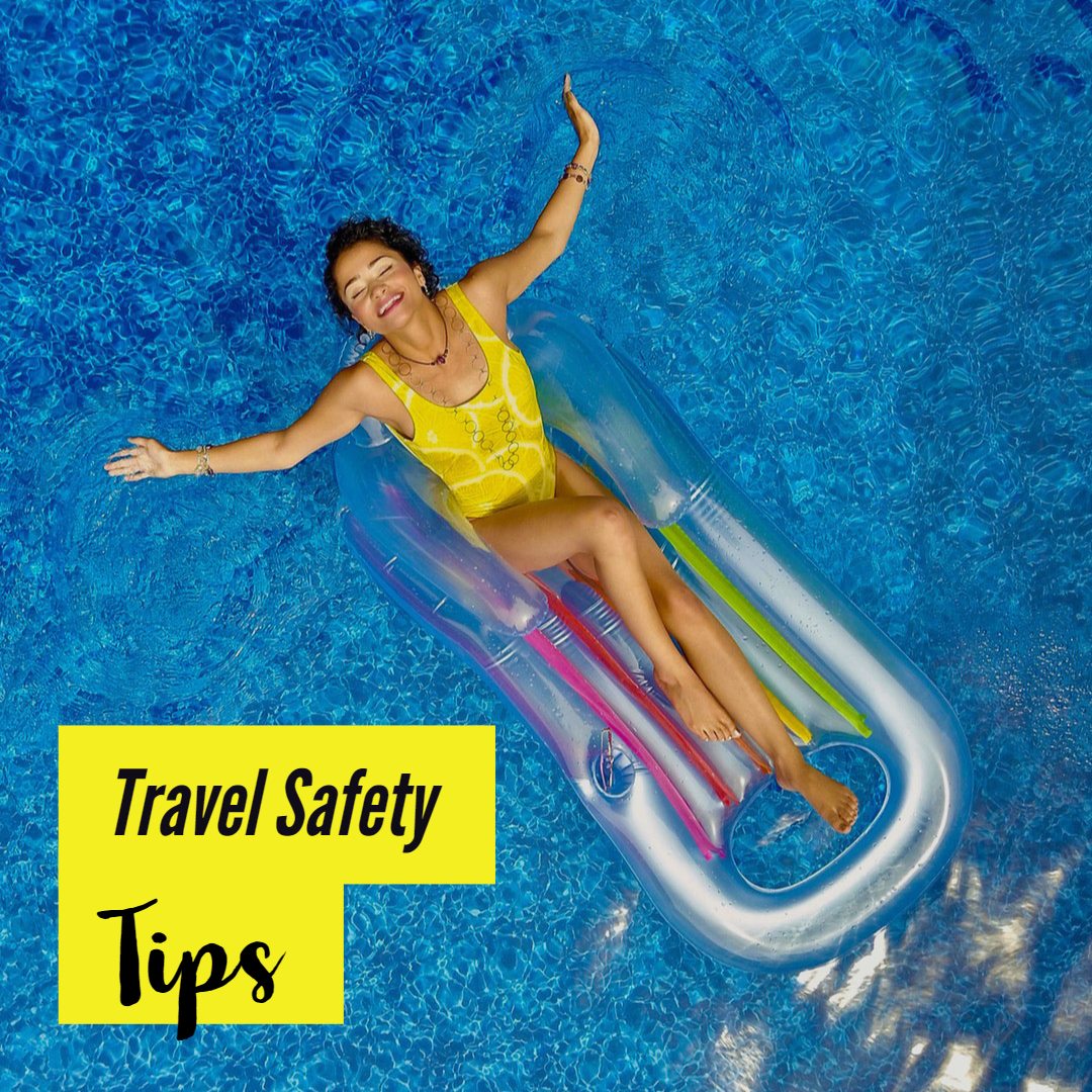 Top 5 Travel Safety Tips from The Fox Traveller